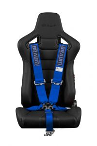 Braum ® - Blue 5 Point 3 Inch SFI 16.1 Racing Harness (BRH-BUS5)