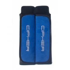 Cipher Auto Blue 2 Inches Harness Pads CPA8000RHP-BU, Main Image