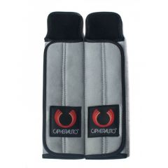 Cipher Auto Grey 3 Inches Harness Pads, Main image