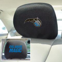 Fanmats ® - Pair of NBA Orlando Magic Universal Headrest Covers (12523)