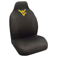 Fanmats ® - West Virginia University Universal Seat Cover (15053)