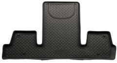 Husky Liners ® - Classic Style Black Custom 3rd Seat Floor Liner (71021)