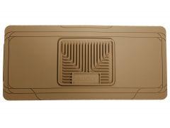 Husky Liners ® - Heavy Duty Tan Custom 3rd Seat Floor Liner (53003)