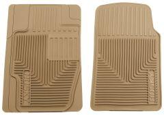 Husky Liners ® - Heavy Duty Tan Custom Front Floor Mats (51113)