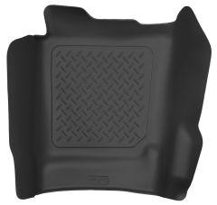 Husky Liners ® - X-act Contour™ Black Custom Center Hump Floor Liner (53151)