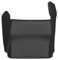 Husky Liners ® - X-act Contour™ Black Custom Center Hump Floor Liner (53351)
