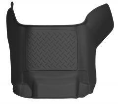 Husky Liners ® - X-act Contour™ Black Custom Center Hump Floor Liner (53541)