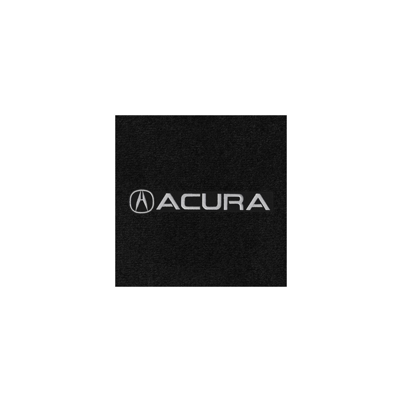 Velourtex Black 4PC Floor Mats For Acura
