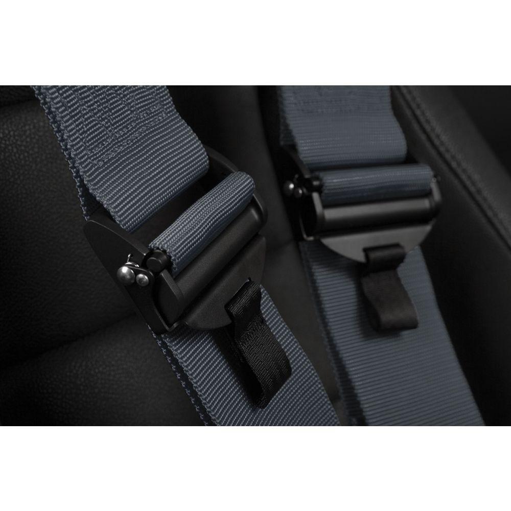 Braum ® - Gunmetal 6 Point 3 Inch FIA Racing Harness (BRH-GMF6)