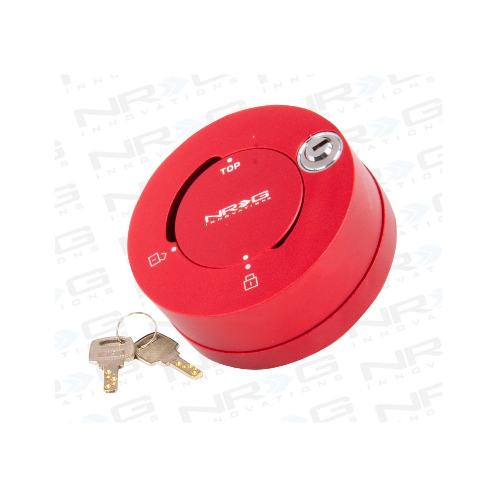NRG ® - Red Quick Lock (SRK-101RD)
