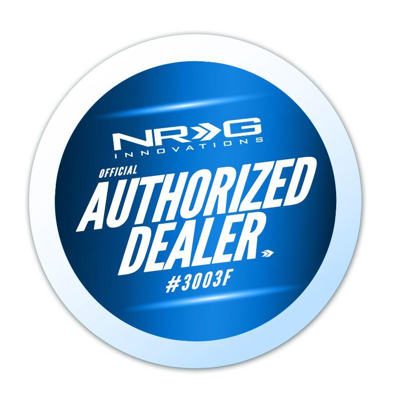 CarVam NRG Innovations Official Authorized Dealer Stamp #3003F