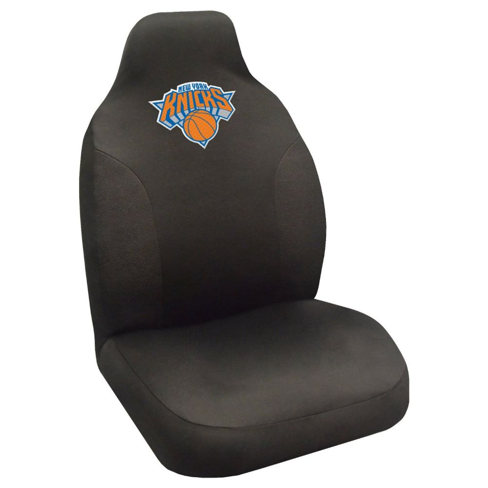 Fanmats NBA New York Knicks Universal Seat Cover, On seat