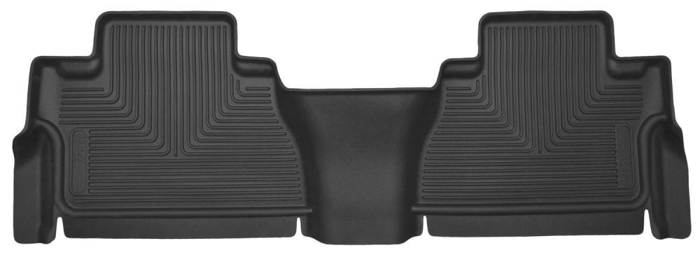 Husky Liners X-act Contour Black Custom 2nd Seat Floor Liner, Item Image
