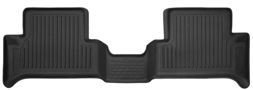 Husky Liners X-act Contour Black Custom Full Coverage 2nd Seat Floor Liner, Item Image