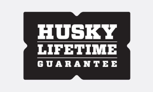 Husky Liners X-act Contour Black Custom Front Floor Liners, Lifetime Guarantee