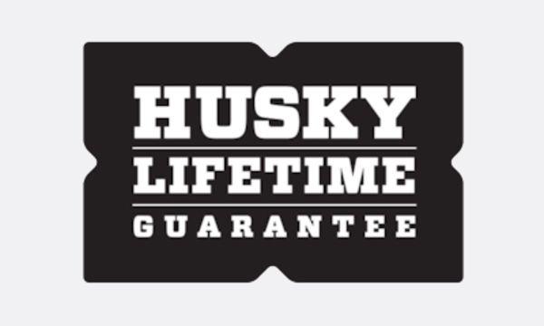 Husky Liners X-act Contour Black Custom Full Coverage 2nd Seat Floor Liner, Lifetime Guarantee