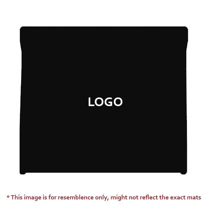 Lloyd Mats Velourtex Black Standard Trunk Mat For Cadillac, Mats illustration