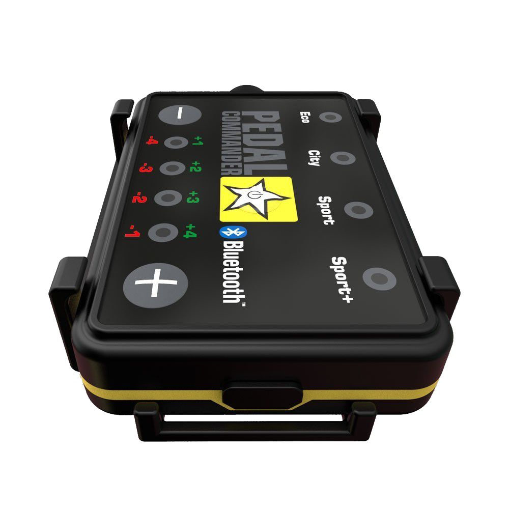 Pedal Commander Bluetooth Throttle Response Controller PC72-BT For 2016+ Honda Pilot - Front View 2