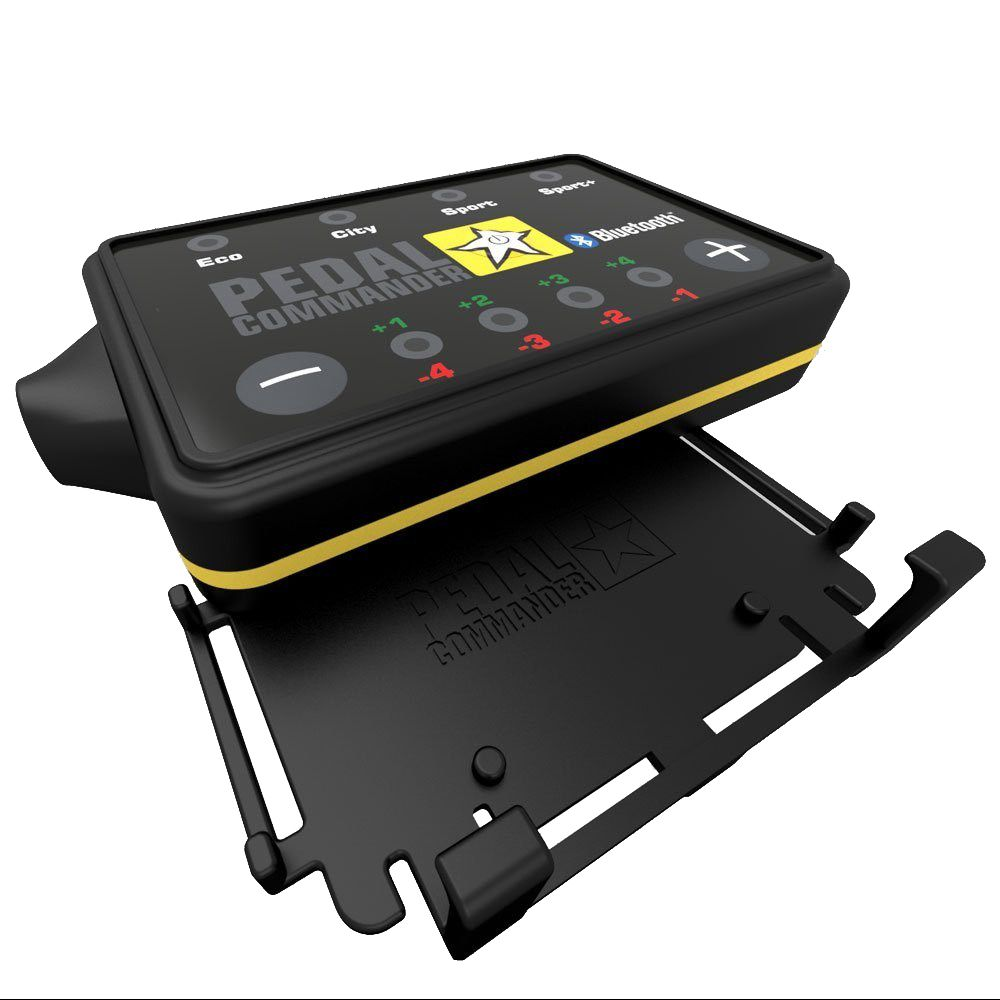 Pedal Commander Bluetooth Throttle Response Controller PC72-BT For 2016+ Honda Pilot - Pedal commander & bracket