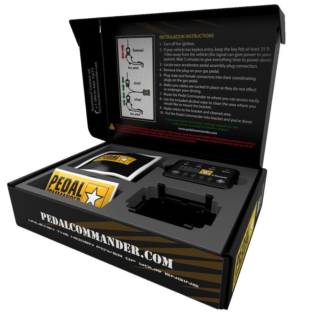 Pedal Commander Bluetooth Throttle Response Controller PC75-BT For 2018+ Chevrolet Traverse - Box 1