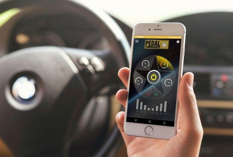 Pedal Commander Bluetooth Throttle Response Controller PC76-BT For 2006+ Dodge Sprinter - Mobile Application