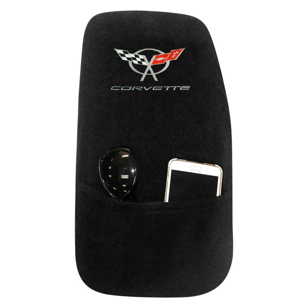 Seat Armour Konsole Armour Black Console Cover for Corvette C5