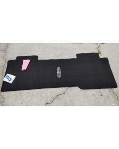 Lloyd Mats Velourtex Ebony 1PC 2nd Row Floor Mat For Lincoln Mark LT, Main